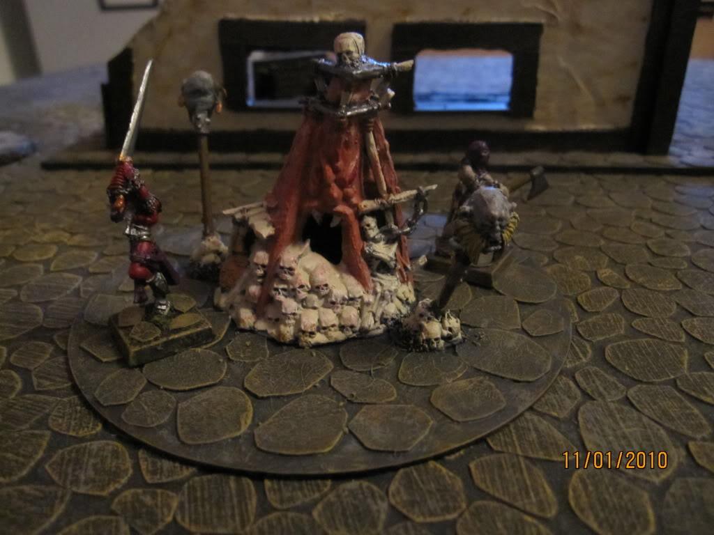 Flipchuck's  Mordheim terrain Mordheimgame032