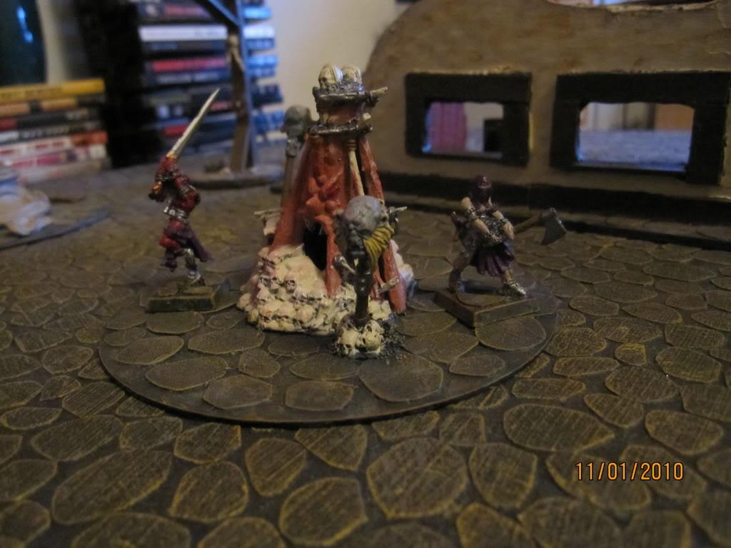 Flipchuck's  Mordheim terrain Mordheimgame033