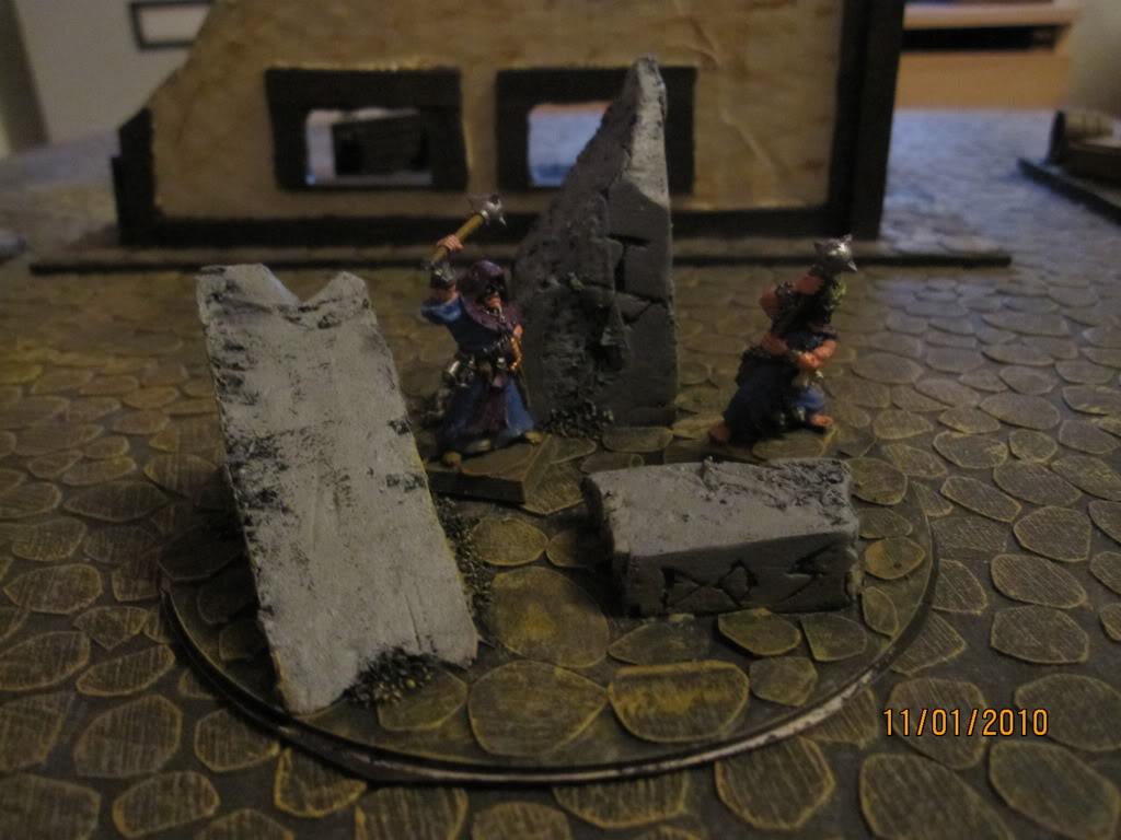 Flipchuck's  Mordheim terrain Mordheimgame036