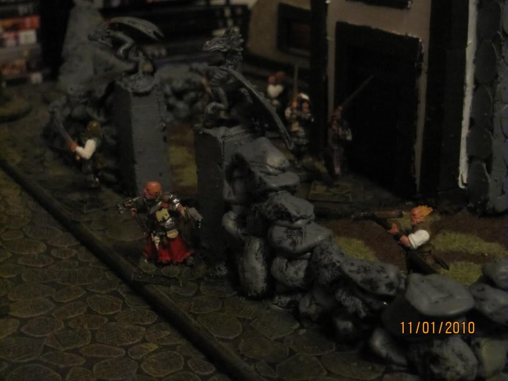 Flipchuck's  Mordheim terrain Mordheimgame049