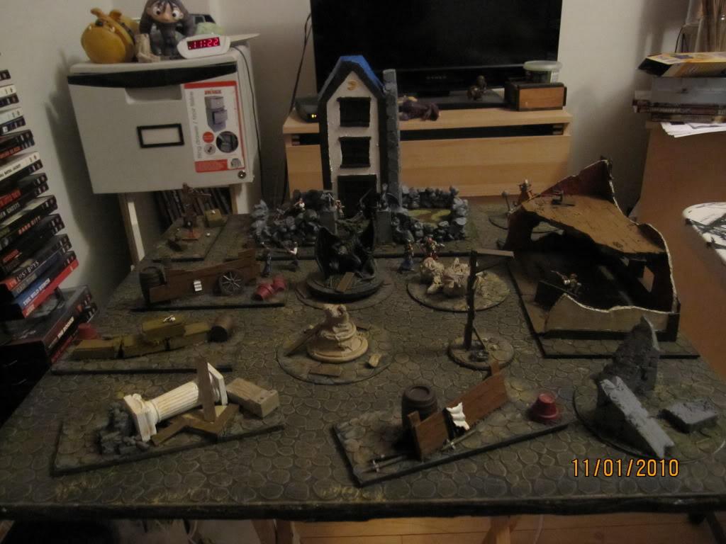 Flipchuck's  Mordheim terrain Mordheimgame050
