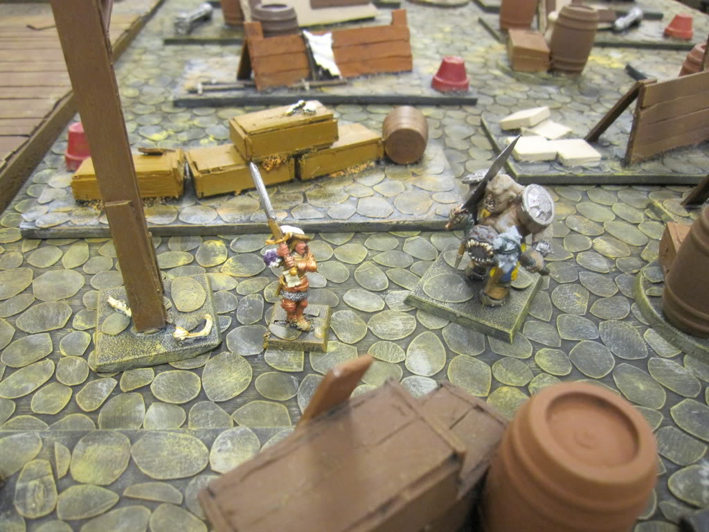 Cobble Stone Gaming Table IMG_1418