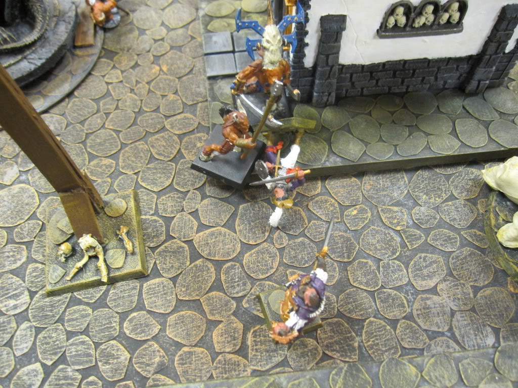 Cobble Stone Gaming Table IMG_1420