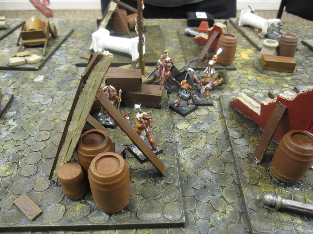 Cobble Stone Gaming Table IMG_1424
