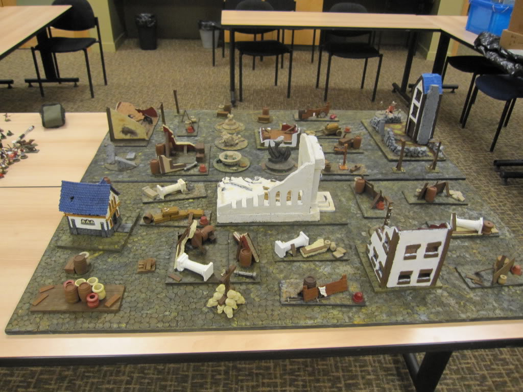 Cobble Stone Gaming Table IMG_1533