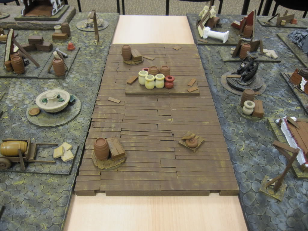 Cobble Stone Gaming Table IMG_1545