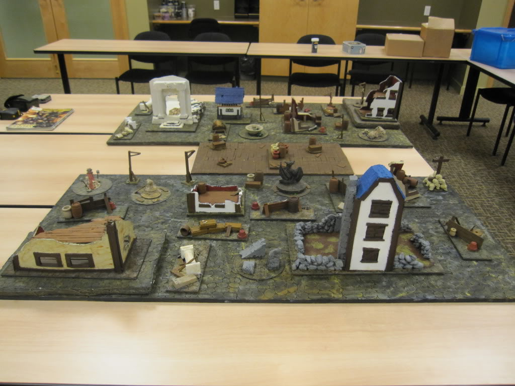Cobble Stone Gaming Table IMG_1547