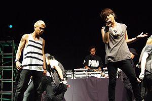 [Music Artist Wiki] Chemistry 300px-Chemistry_Concert_at_Otakon_2011_-_58