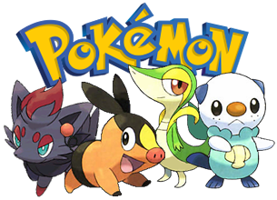 Pokemon 5th generation pictures 2prw5dx