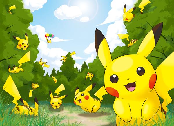 Pokemon News 2010 April USA YellowForest