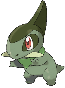 Pokemon 5th generation pictures Kibago