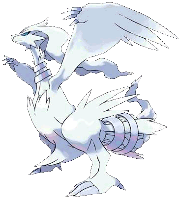 Pokemon 5th generation pictures Reshiram