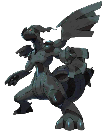 Pokemon 5th generation pictures Zekrom