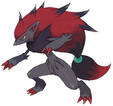 Pokemon 5th generation pictures Zoroark