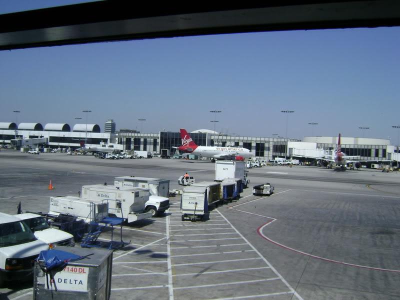 Los Angeles - International (LAX / KLAX) DSC04003