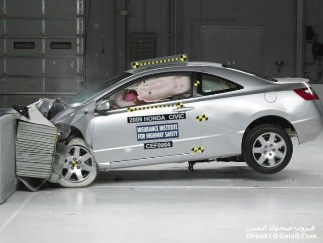 تعالى شاهد إختبارات السيارات قبل طرحها فى الأسواق 4