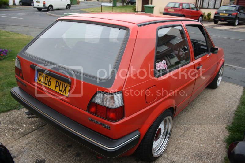 Project GRUBBY/ renamed DENNIS the MENACE Golfgti016