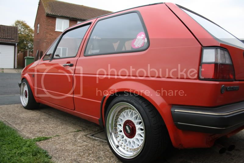 Project GRUBBY/ renamed DENNIS the MENACE Golfgti018
