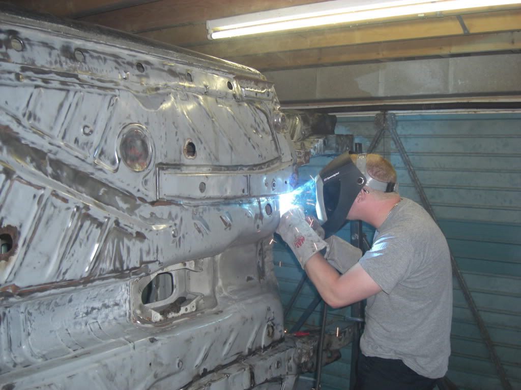 mk2 track car build 005