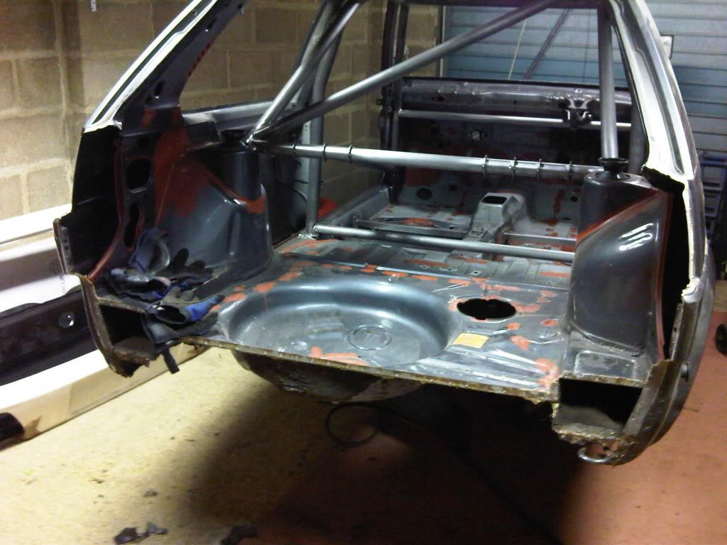 mk2 track car build Nevsphone1035