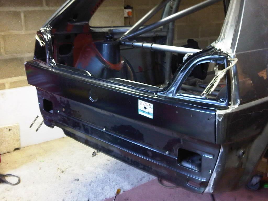 mk2 track car build Nevsphone1036