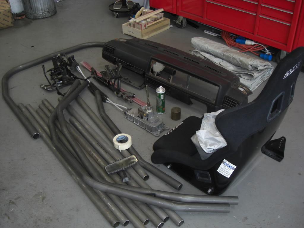 mk2 track car build Various003