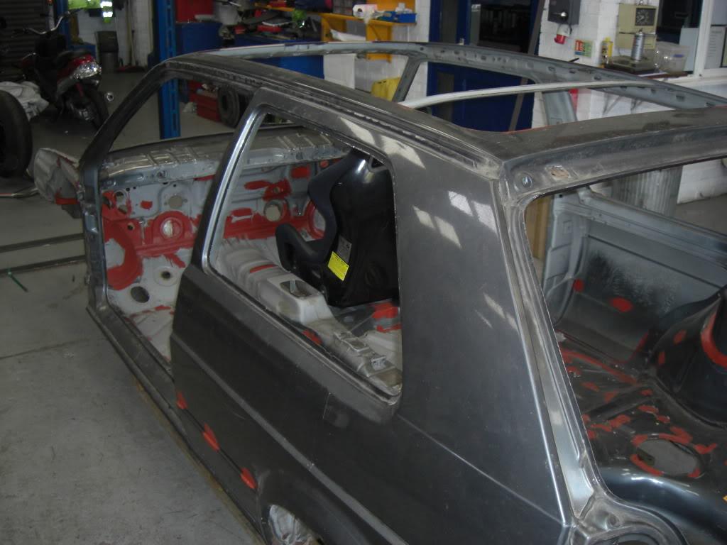 mk2 track car build Various006