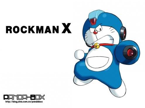 Doraemon Keren [Nyesel ga liat] 15-rockman-x