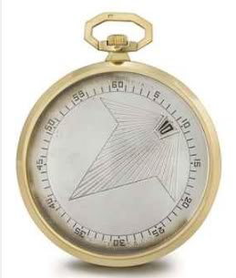 Une montre de poche étonnante B1