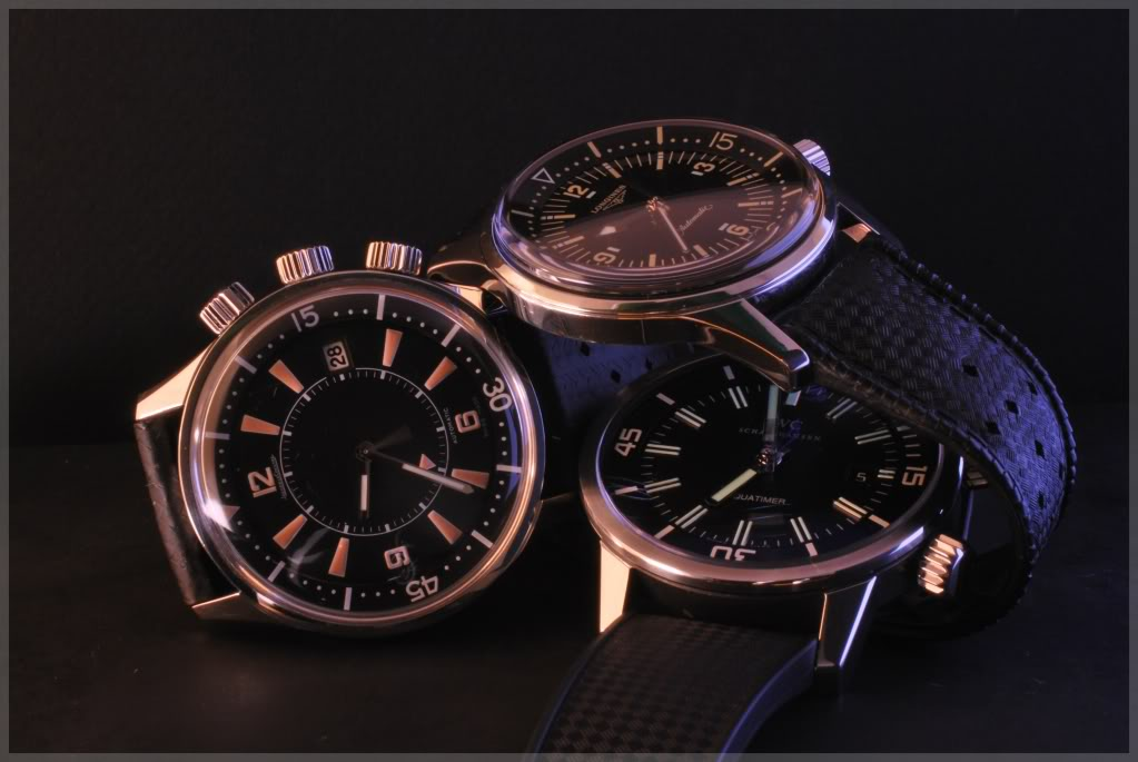 Longines - longines legend diver Polaris_5