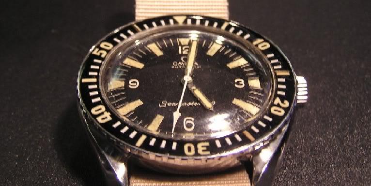 Historique de l'Omega Seamaster 300 - 165024 -  1964_2