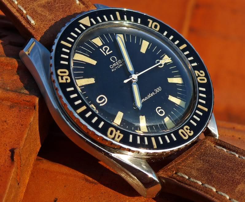 Historique de l'Omega Seamaster 300 - 165024 -  RV_001