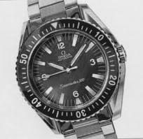 Historique de l'Omega Seamaster 300 - 165024 -  RV_003