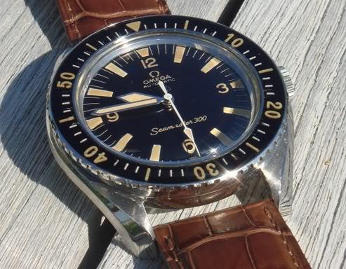 Historique de l'Omega Seamaster 300 - 165024 -  RV_004