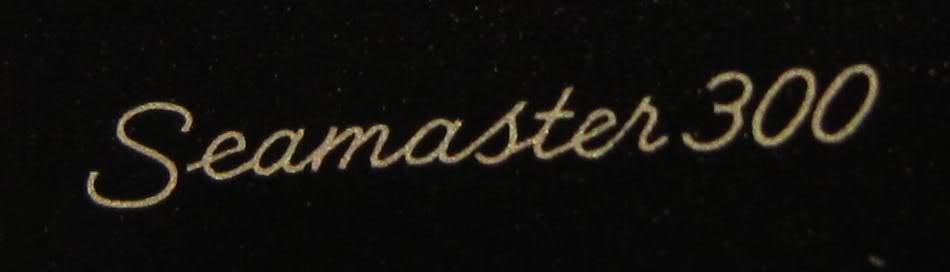 Historique de l'Omega Seamaster 300 - 165024 -  Seamaster-1