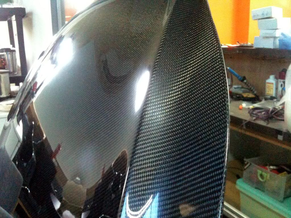 GB: Hyundai Elantra OEM Design Carbon Fiber Bonnet Photo3_zps3ec0dab0