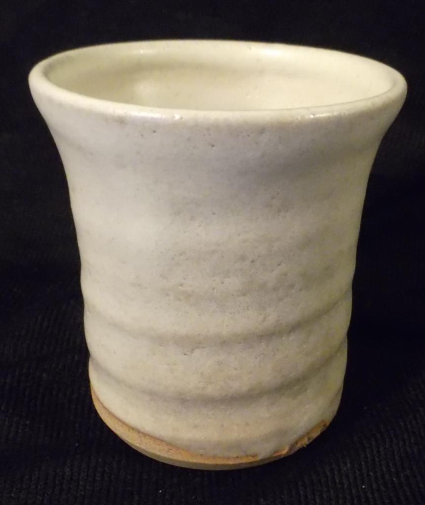 "Small Beaker, yet another ""M"" mark - Richard Champion, Monkleigh Pottery? DSCF1888_zps788637d6"