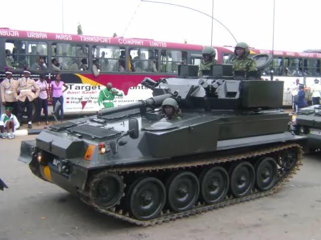 Armée Nigériane / Nigerian Armed Forces Untitled4