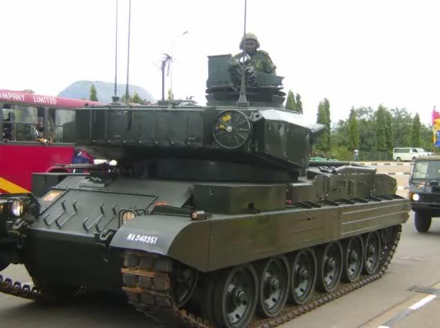 Armée Nigériane / Nigerian Armed Forces Untitled5