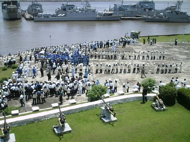 Armée Nigériane / Nigerian Armed Forces - Page 2 Navy