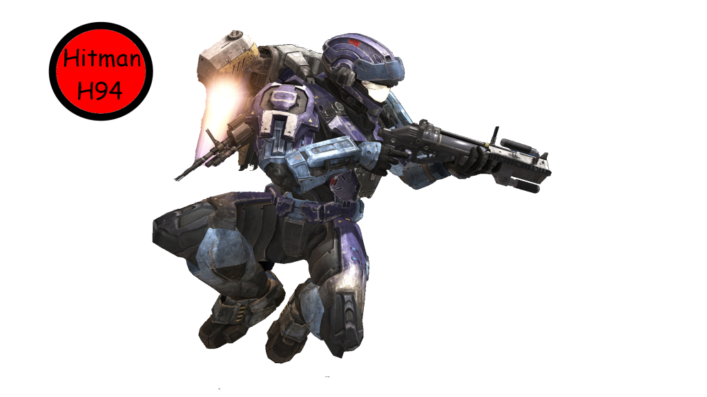 Halo Reach Beta Sprint, Assassination and Jetpack Reach_MPBeta_Jetpack02