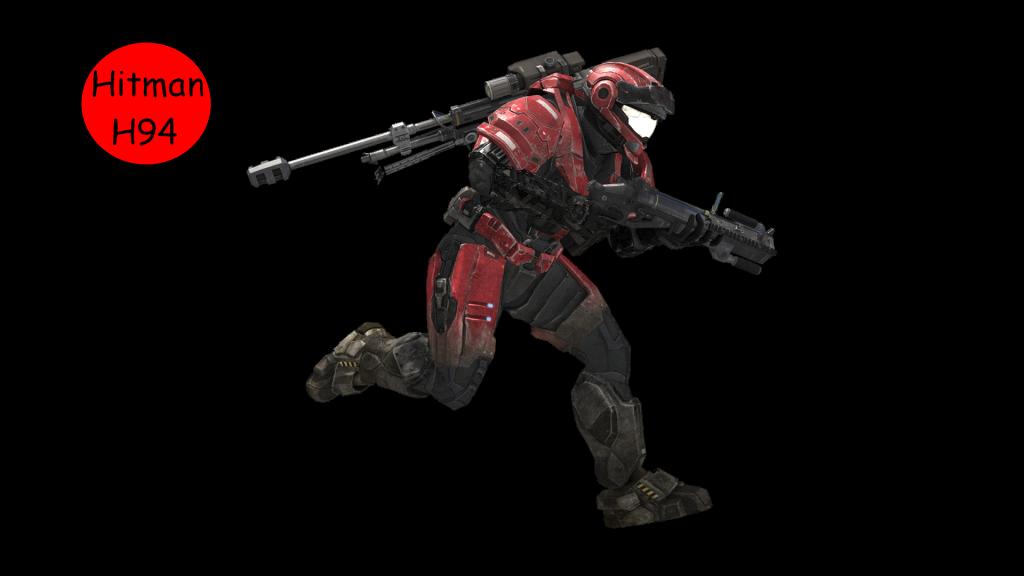 Halo Reach Beta Sprint, Assassination and Jetpack Reach_MPBeta_Sprint