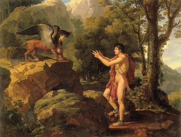 Những quái vật ác chiến nhất thần thoại Hy Lạp 4Sphinx