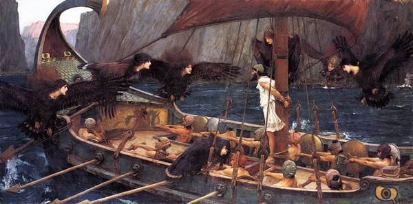 Những quái vật ác chiến nhất thần thoại Hy Lạp 6Sirens