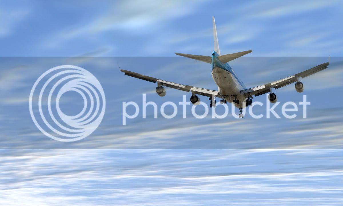 Airplane | 飛行機 | Máy bay Airplane-blue-sky