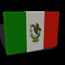 Banderas de diferentes países - Página 2 Mxico