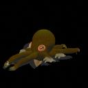 """algunas criaturas de mi nueva aventura """"asalto a 8 manos armadas"""" edicion 2 Octohabilis"""