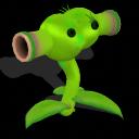 Pack de plantas de Plantas vs Zombies (nivel 4) Splitpea