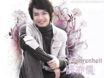 Calvin Chen Yi Ru (辰亦儒) - Actor, singer, model A