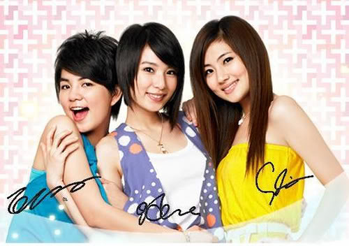 S.H.E - Actress, Singers She2